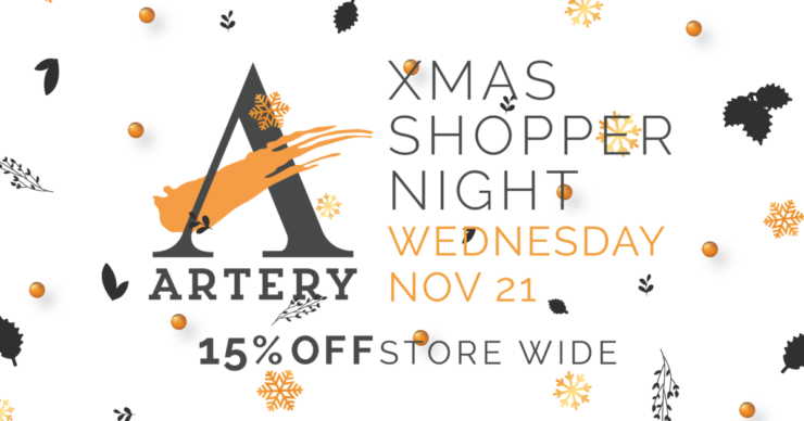 XMAS SHOPPER NIGHT